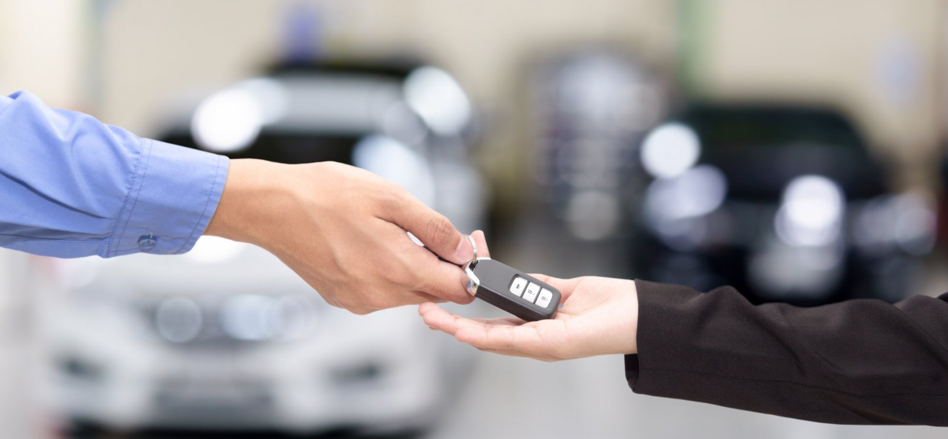 renting a professional vehicle