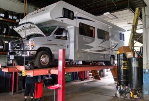 motorhome repair temple tx