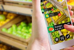 Make grocery shopping easier now